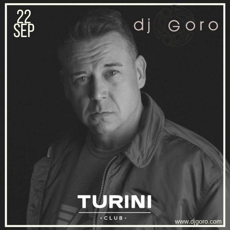 Dj Goro Turini Club