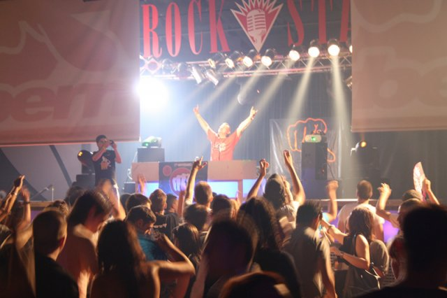 Dj Goro Jazzberru Rock Star