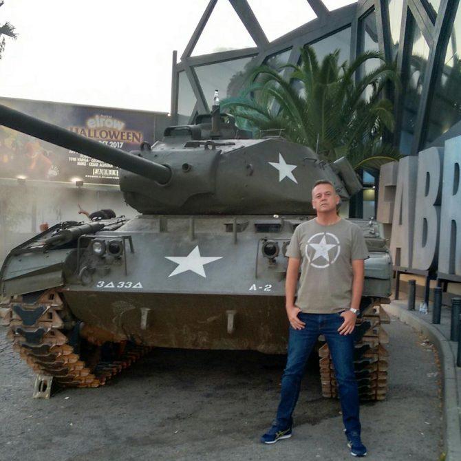 Dj Goro tanque Resistencia Fabrik